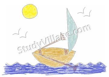 Boat Scenery