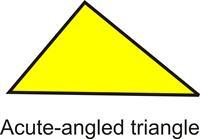 Acute-angled triangle