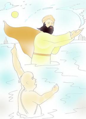 Guru nanak Dev ji and Brahman