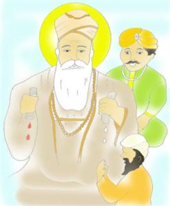 Guru Nanak Dev ji Shows Fruit of Honesty