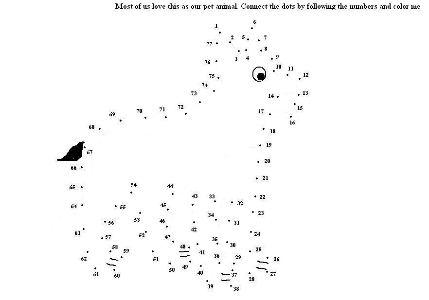 ... dot to dot animals puzzles for kids age 7 and above open pdf file and