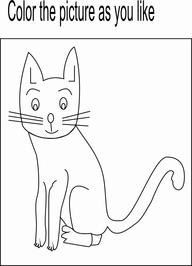 Pete The Cat Coloring Pages Pet Coloring Pages Pete The Cat Coloring Pages