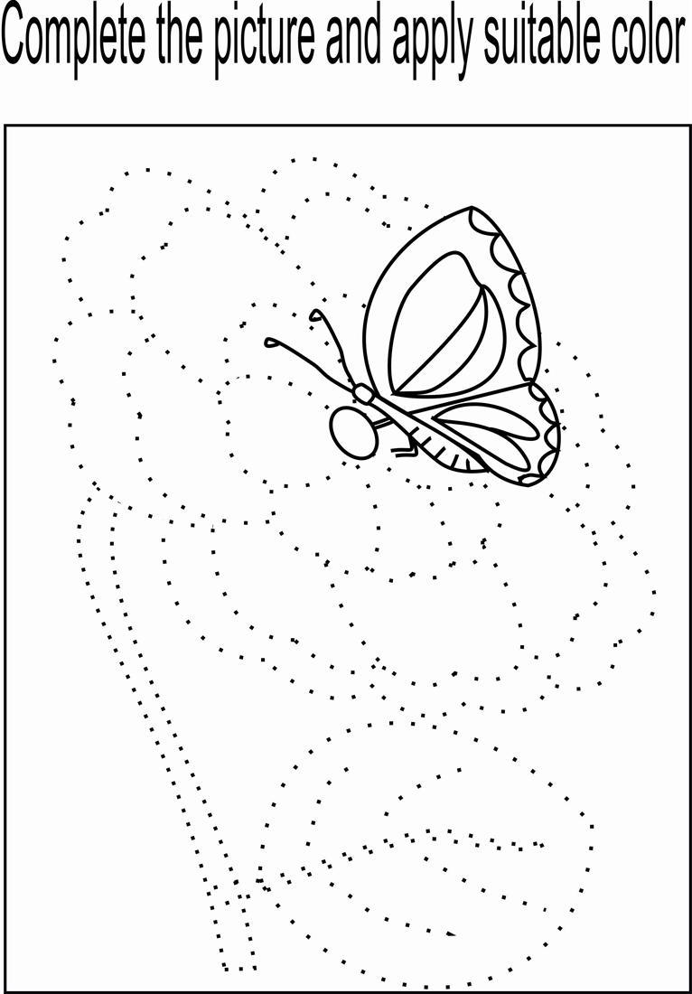 Flower worksheet