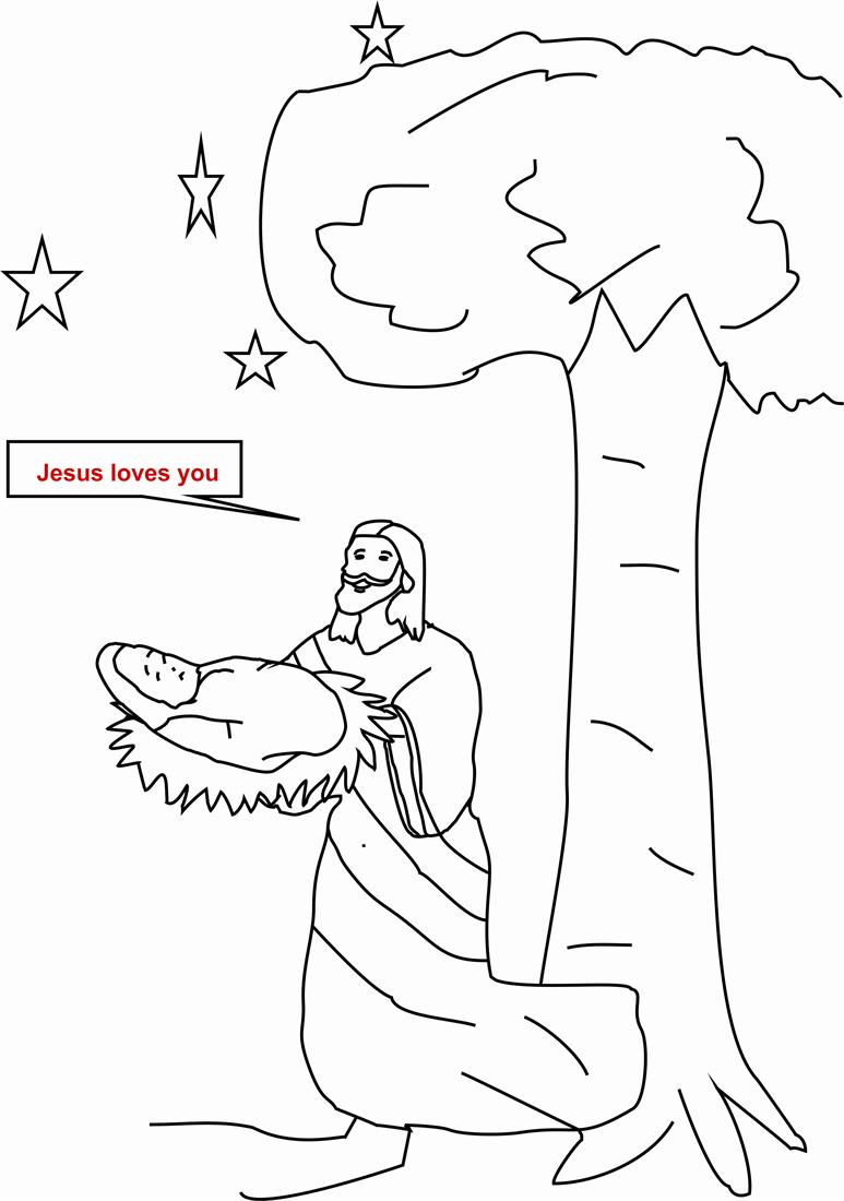 childrens bible study coloring pages - photo#17