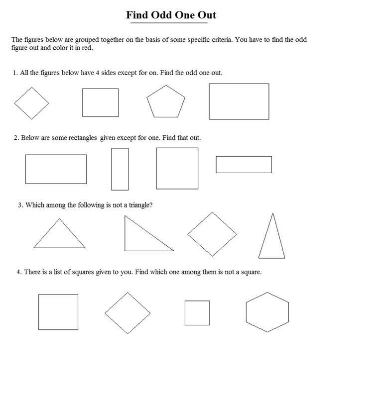 how to find the area of an odd shape