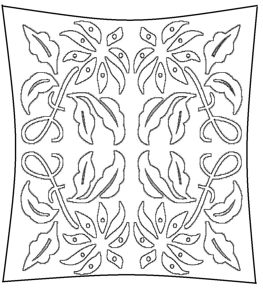 Rangoli Design Coloring Printable Page For Beautiful