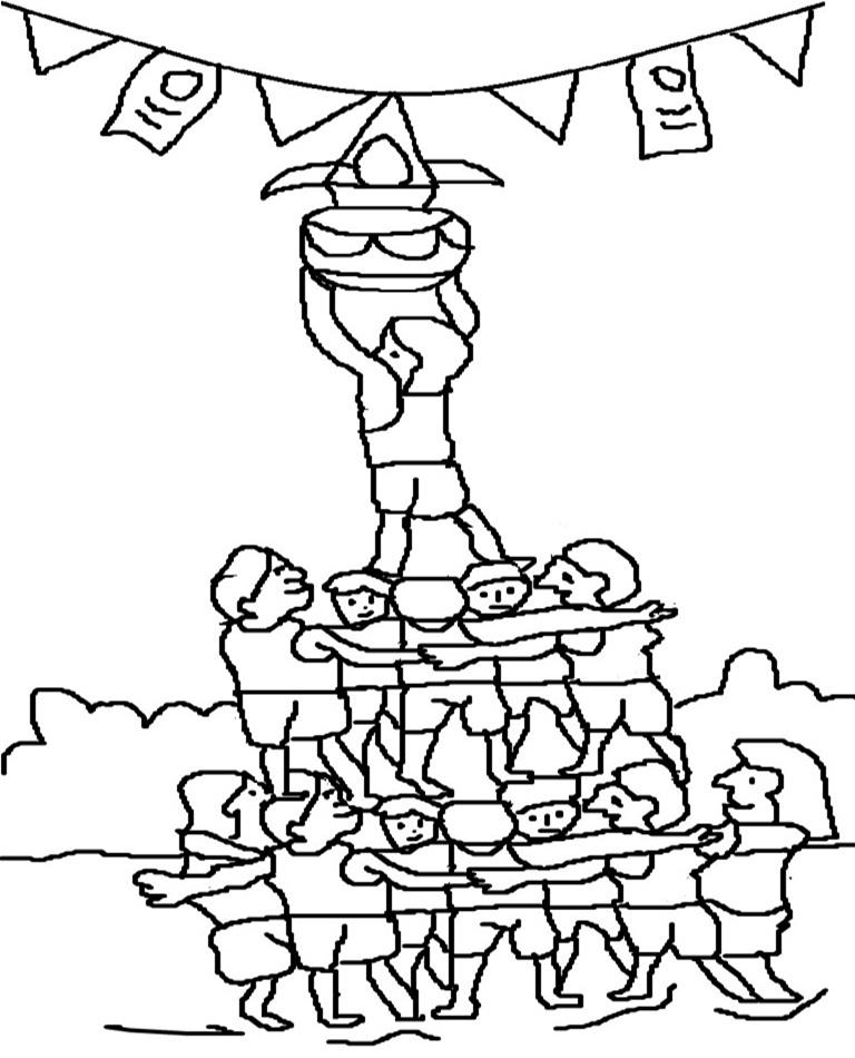 Native American Coloring Pages - Best Coloring Pages For Kids | 950x768