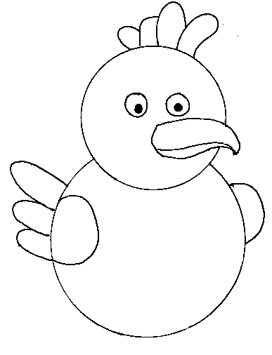 step 11 to make a bird