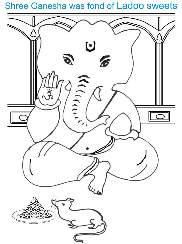 essays on ganesh chaturthi for kids