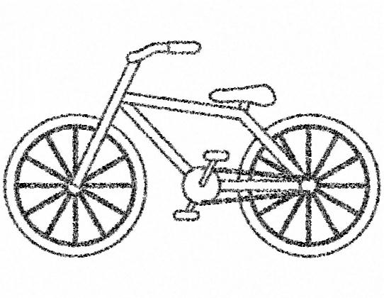 bike coloring pages - photo #14