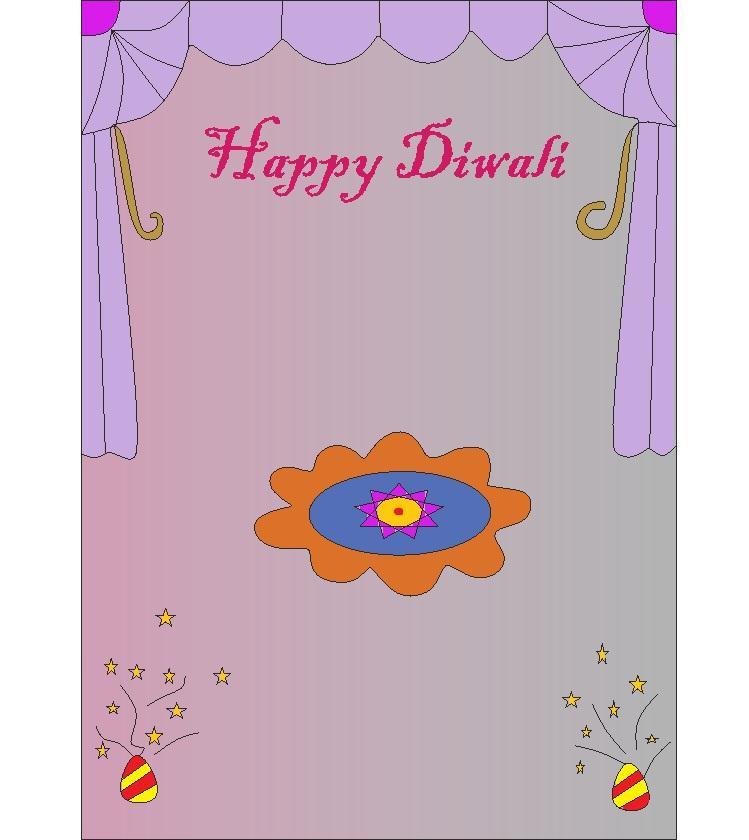 Diwali greeting card design sheet2 m4hsunfo