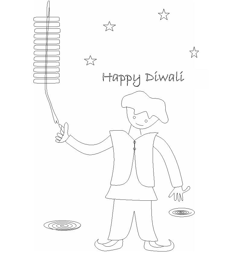 Diwali Coloring Page http://www.studyvillage.com/resources/ViewAttachment.aspx?AttachmentId=3560