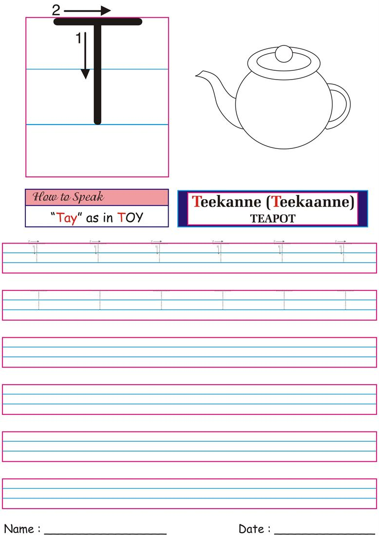 ... resources german capital letters worksheets open pdf file and print