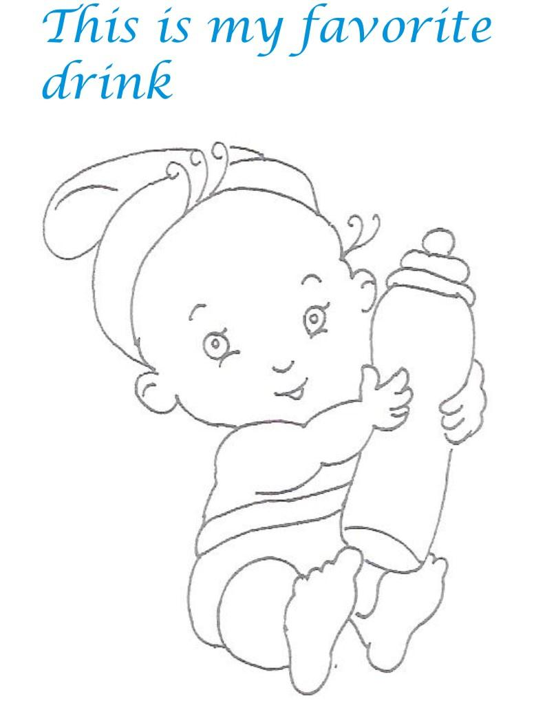 Naughty coloring book coloring pages for Naughty coloring pages