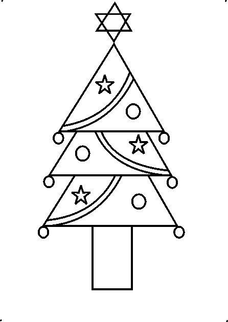 step 12 - Easy Christmas Tree