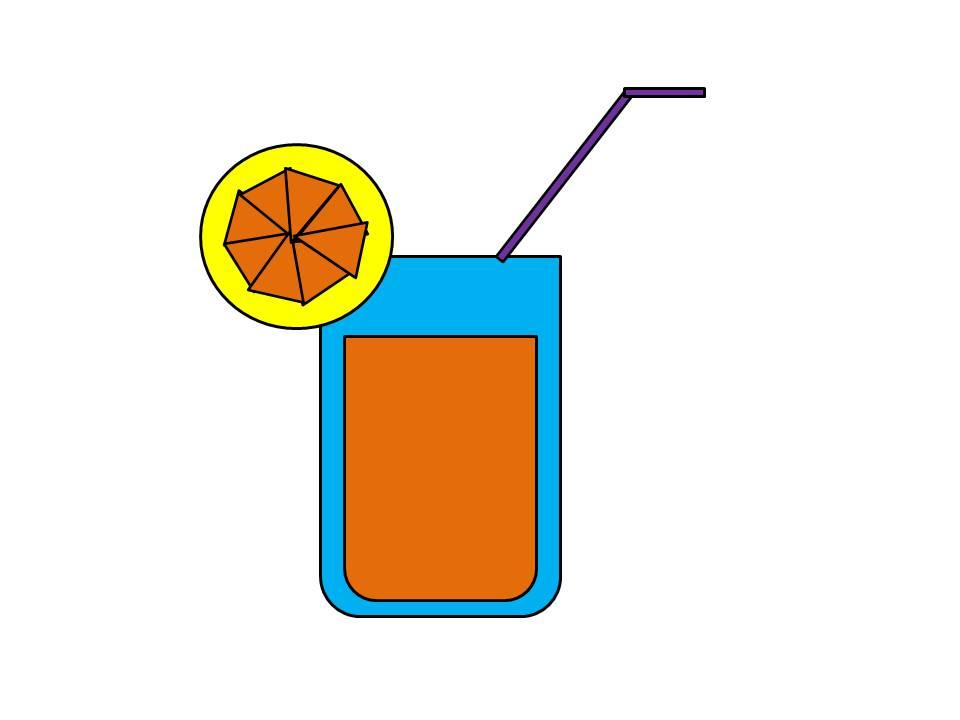 Orange Juice Drawing Finally Your Orange Juice