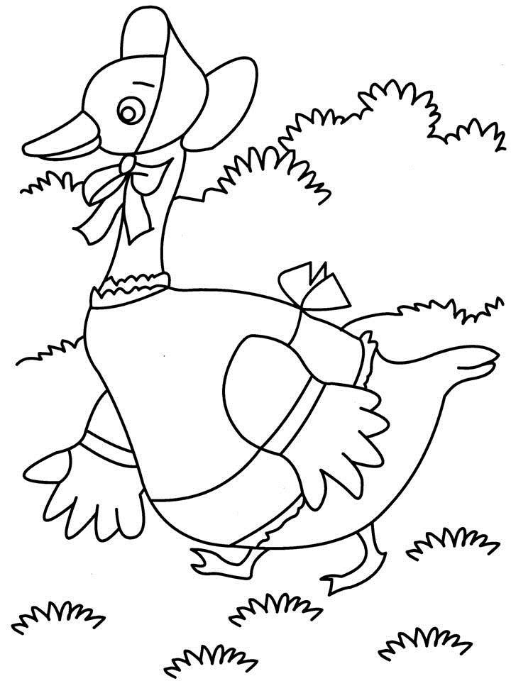Duck Dynasty Coloring Pages Printable