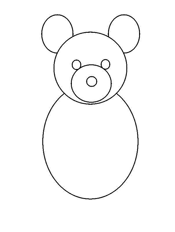 Teddy Bear Eyes Drawing Draw The Eyes of The Teddy