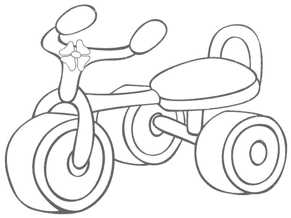 means of transportation coloring pages - photo#29