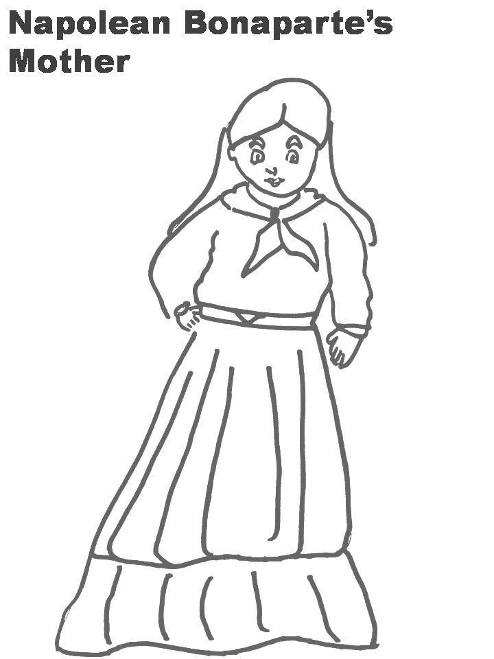 napoleon dynamite coloring pages - photo#14