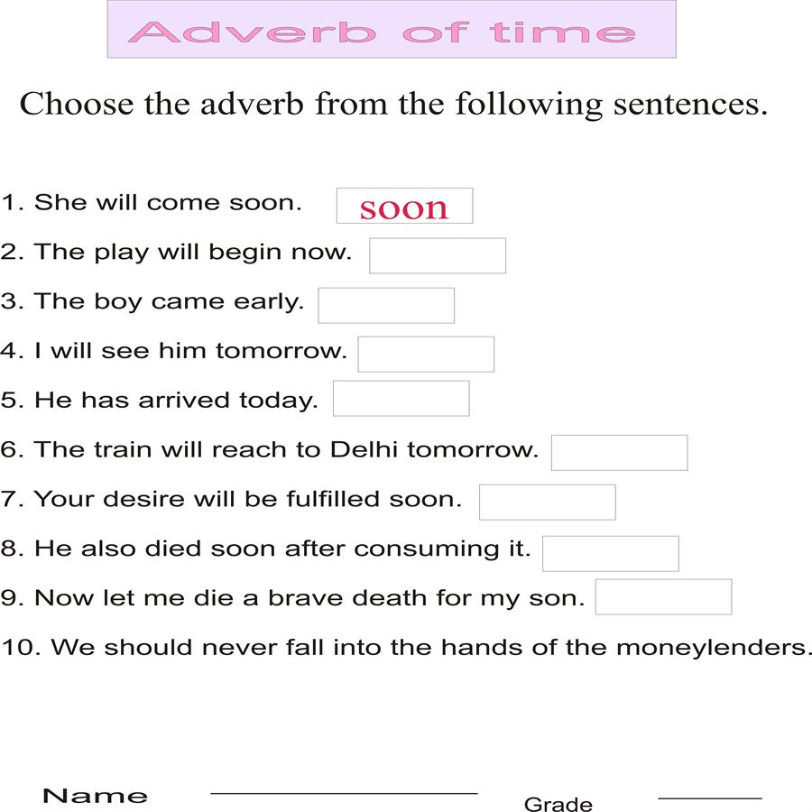 Worksheet Adverbs Of Place Worksheet adverb worksheet abitlikethis of place and time furthermore story pdf