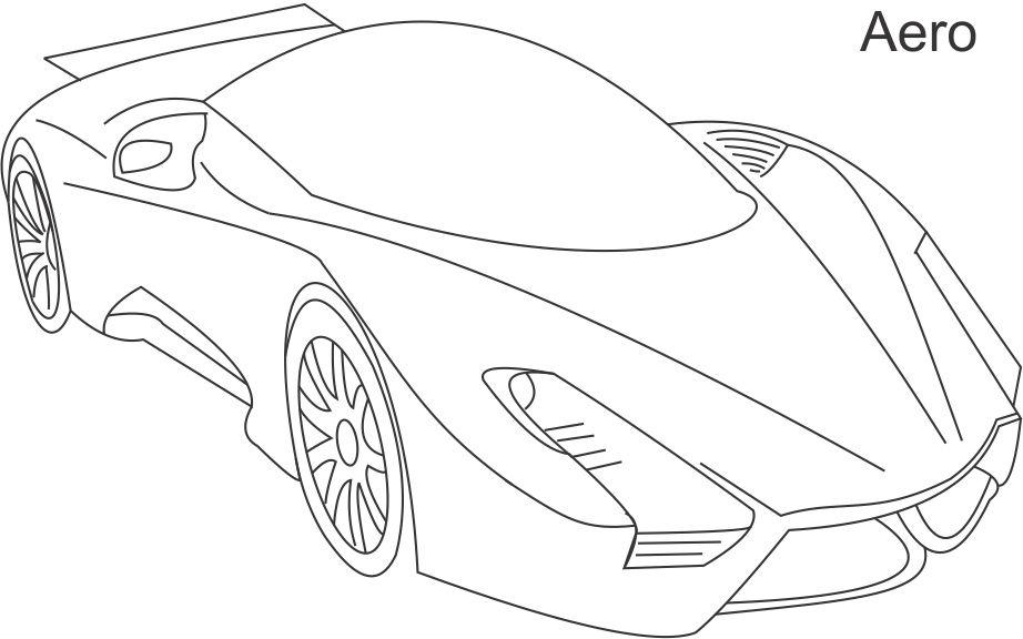 Free Coloring Pages Of Fast Cool Cars Fast Cars Coloring Pages