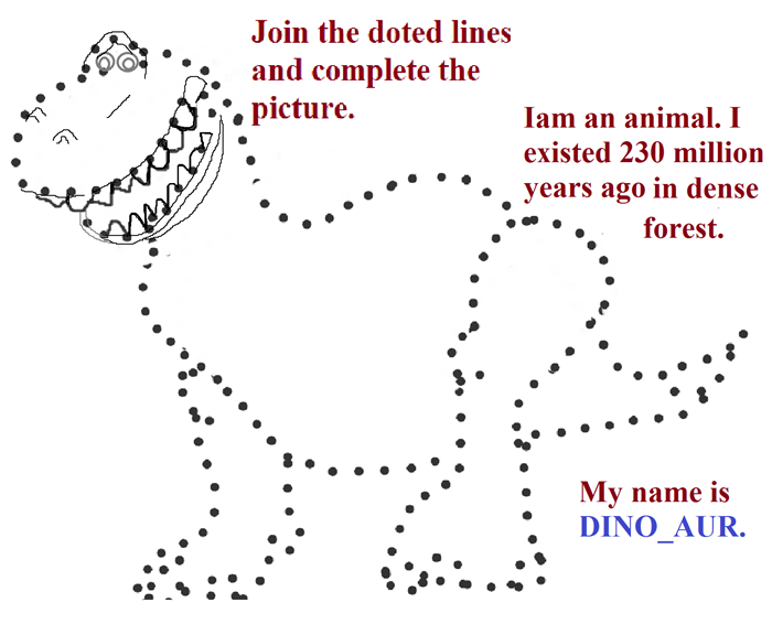 ... dot to dot pictures for ukg and lkg children open pdf file and print