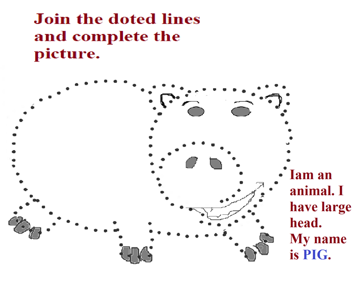 dot to dot picture worksheets 27