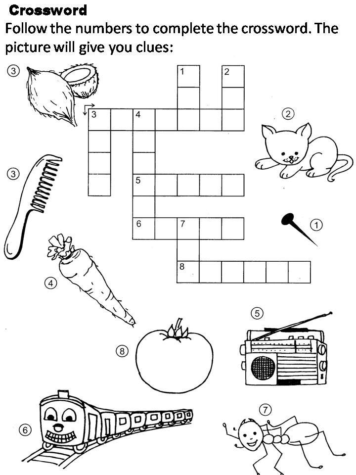 ... george next resources fun crosswords for kids open pdf file and print
