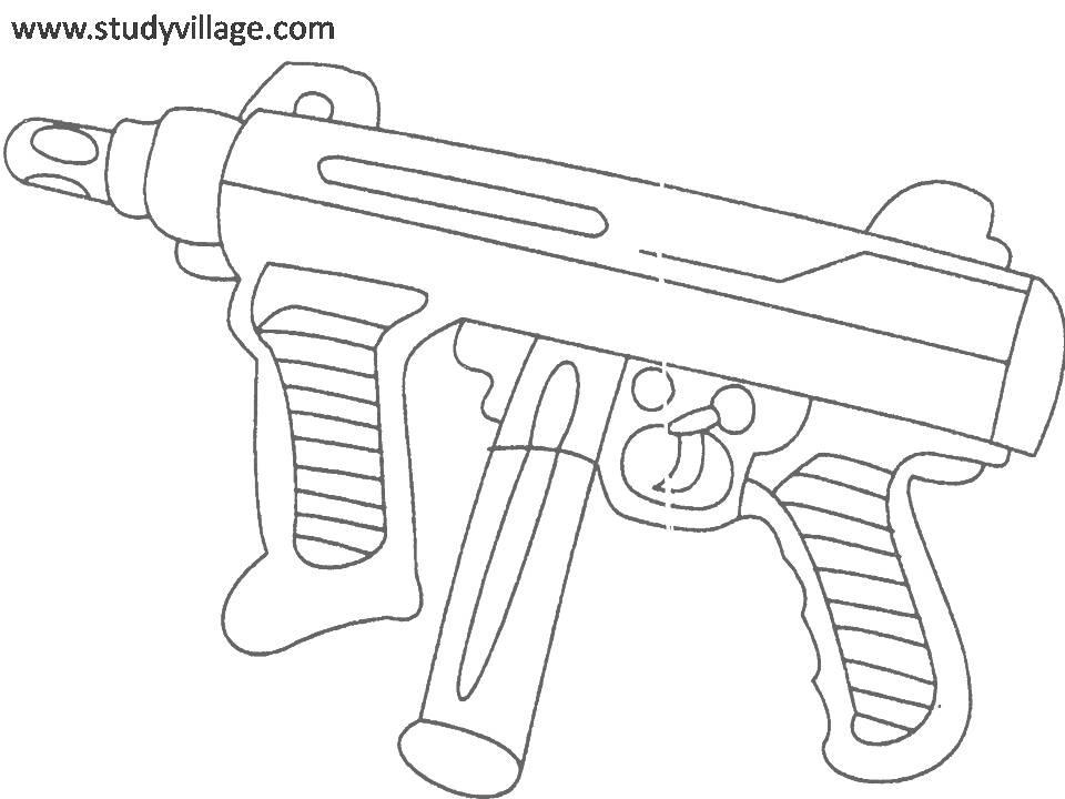 army knife coloring pages - photo#19