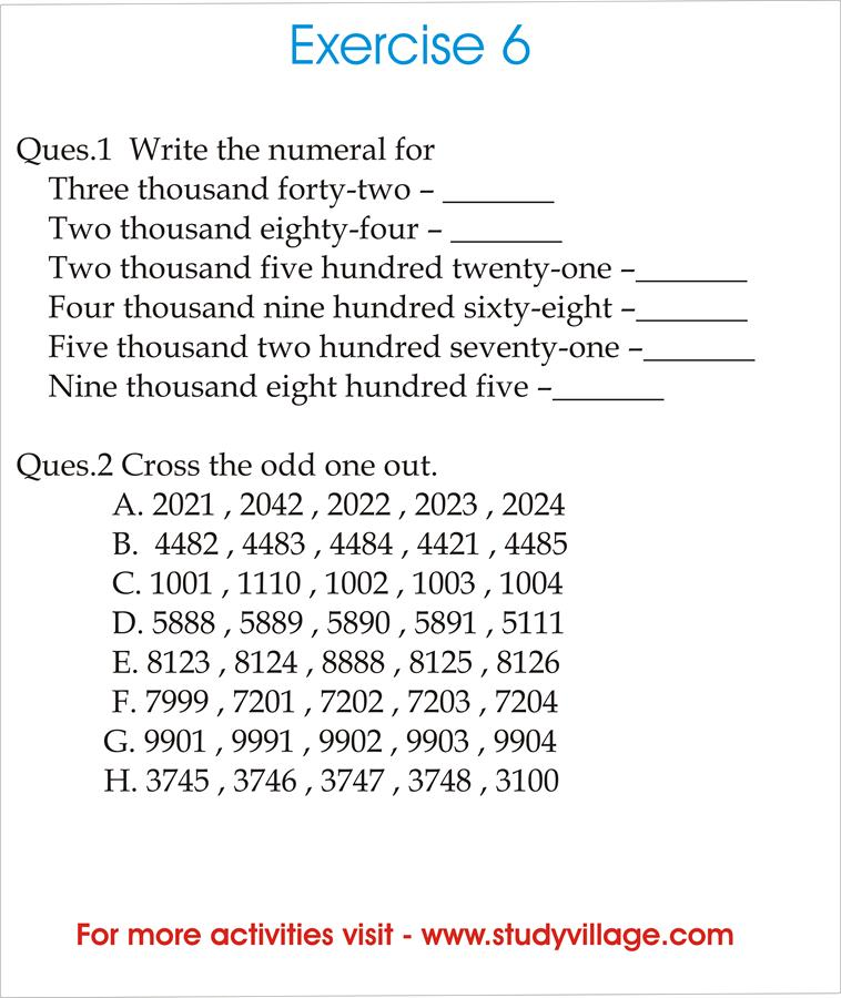 math worksheet : mental maths printable worksheets for kids 6 : Mental Maths Worksheet