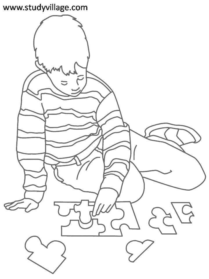 Summer Holidays printable coloring page for kids 4