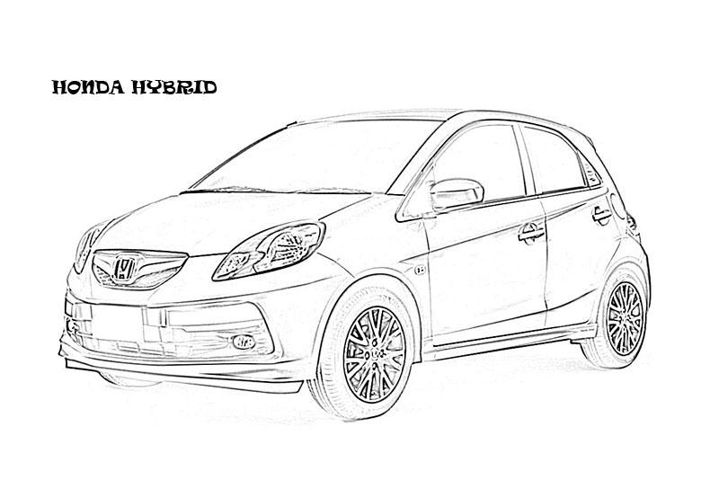 printable coloring pages exotic cars - photo#19