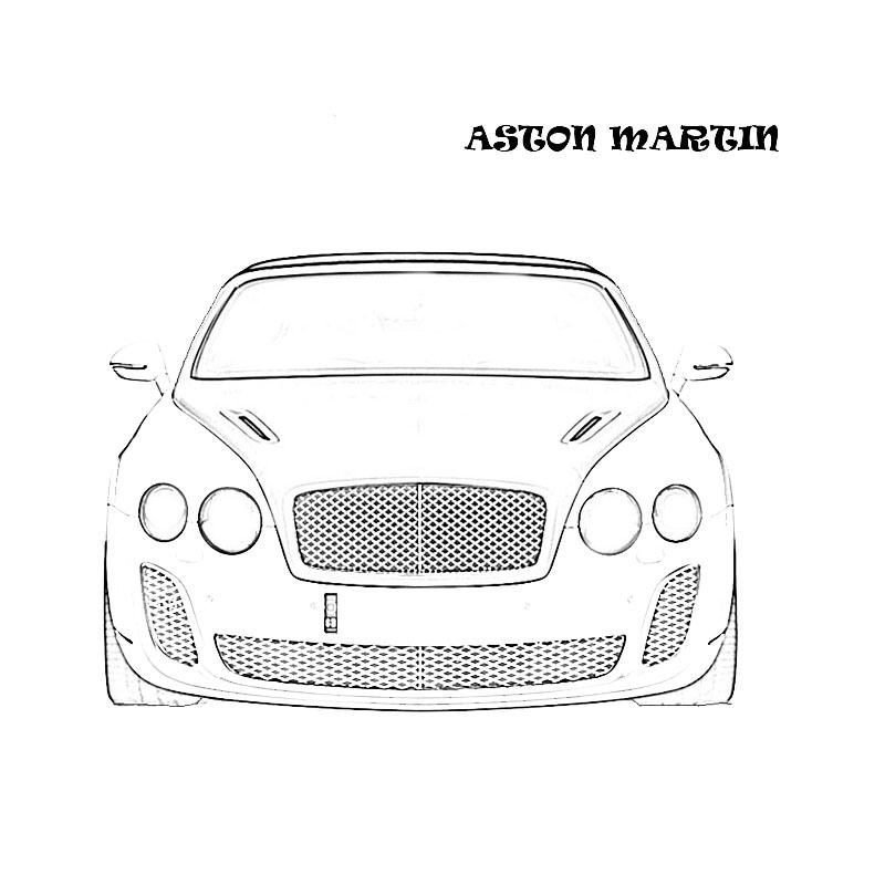 Exotic Car Coloring Pages : Free coloring pages of exotic cars