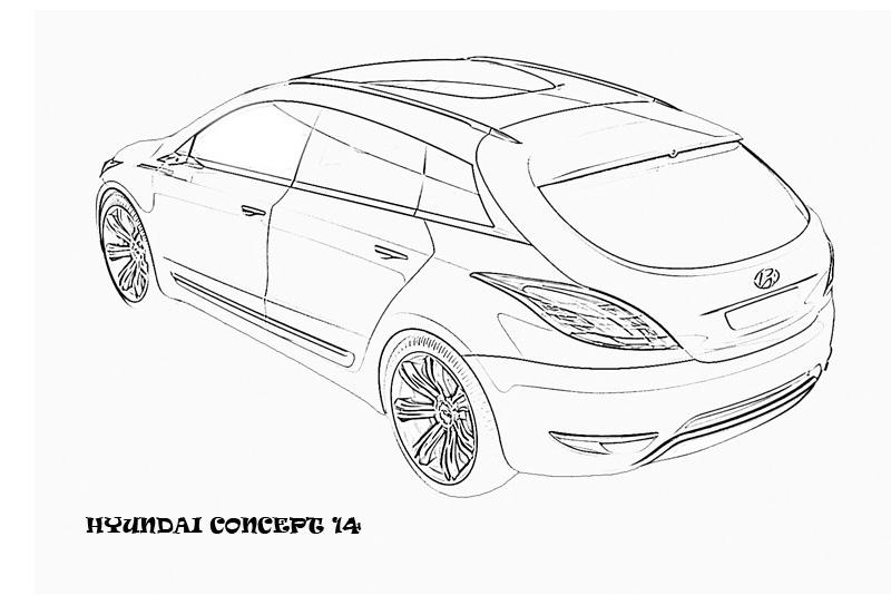 printable coloring pages exotic cars - photo#8