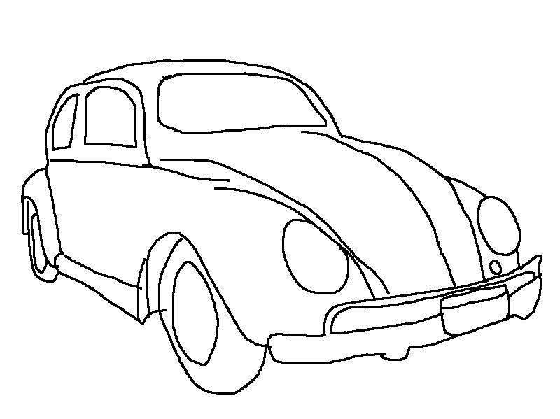 'Types Of Motor Vehicles' Printable Coloring Pages For Kids11