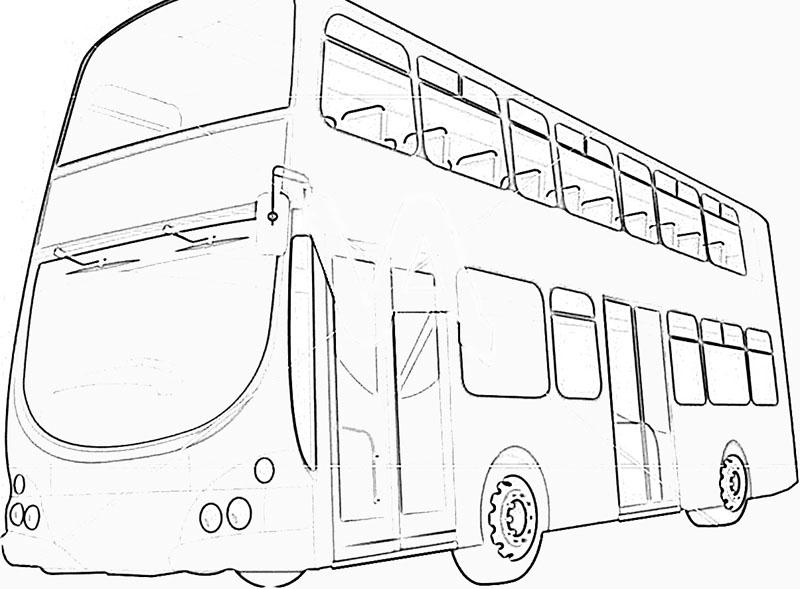means of transportation coloring pages - photo#6