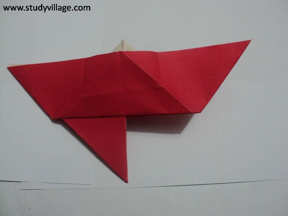 Boat Knife How to Make a Knife Paper Boat
