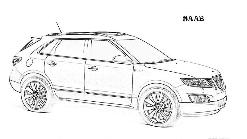 Bentley Car Coloring Pages | Bgcentrum