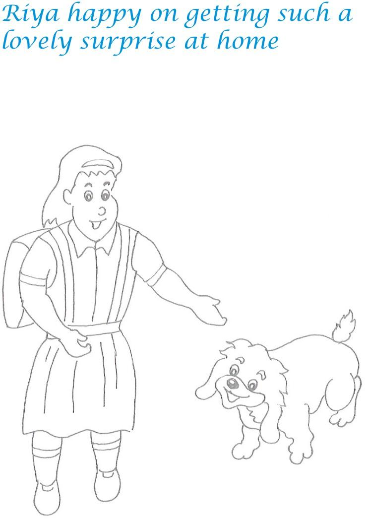 Kidnap story printable coloring page for kids 10