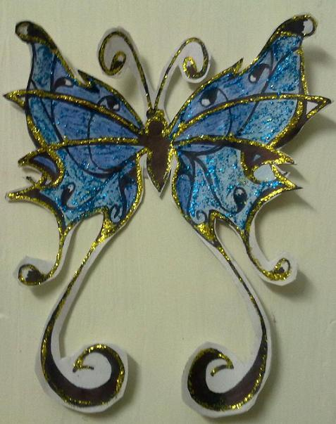 Butterfly decorative 2