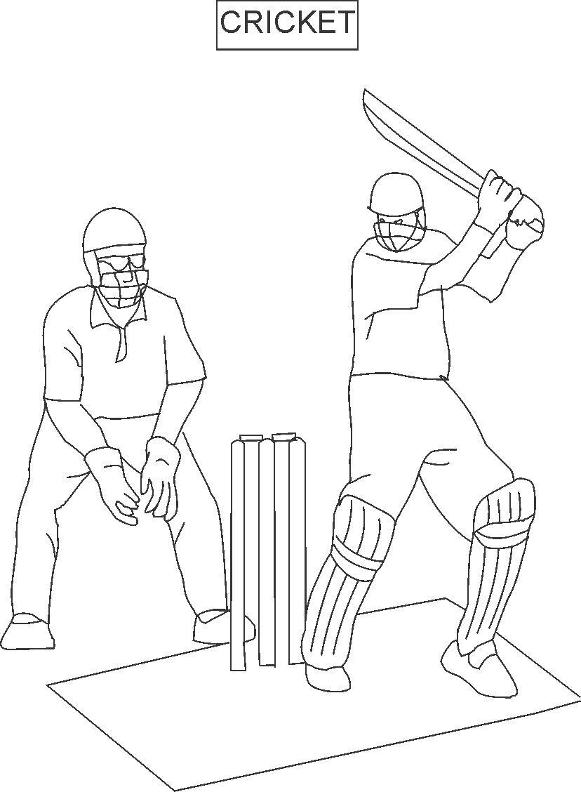 Cricket Coloring Printable Page For Kids