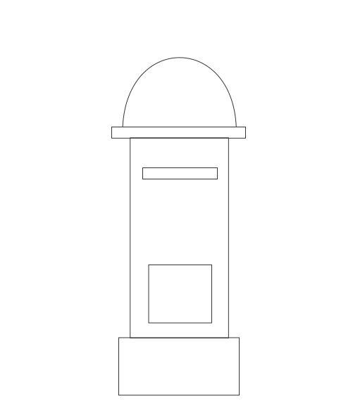 How To Draw A Letter Box In Some Easy Steps