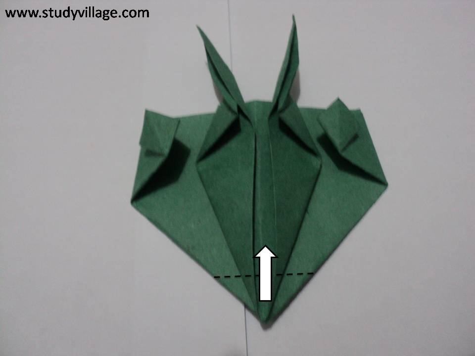 How to make beautiful Paper Caterpillar - Step 13