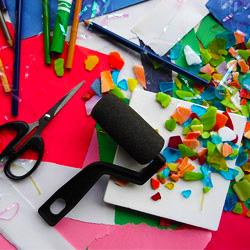 art and crafts ideas for kids