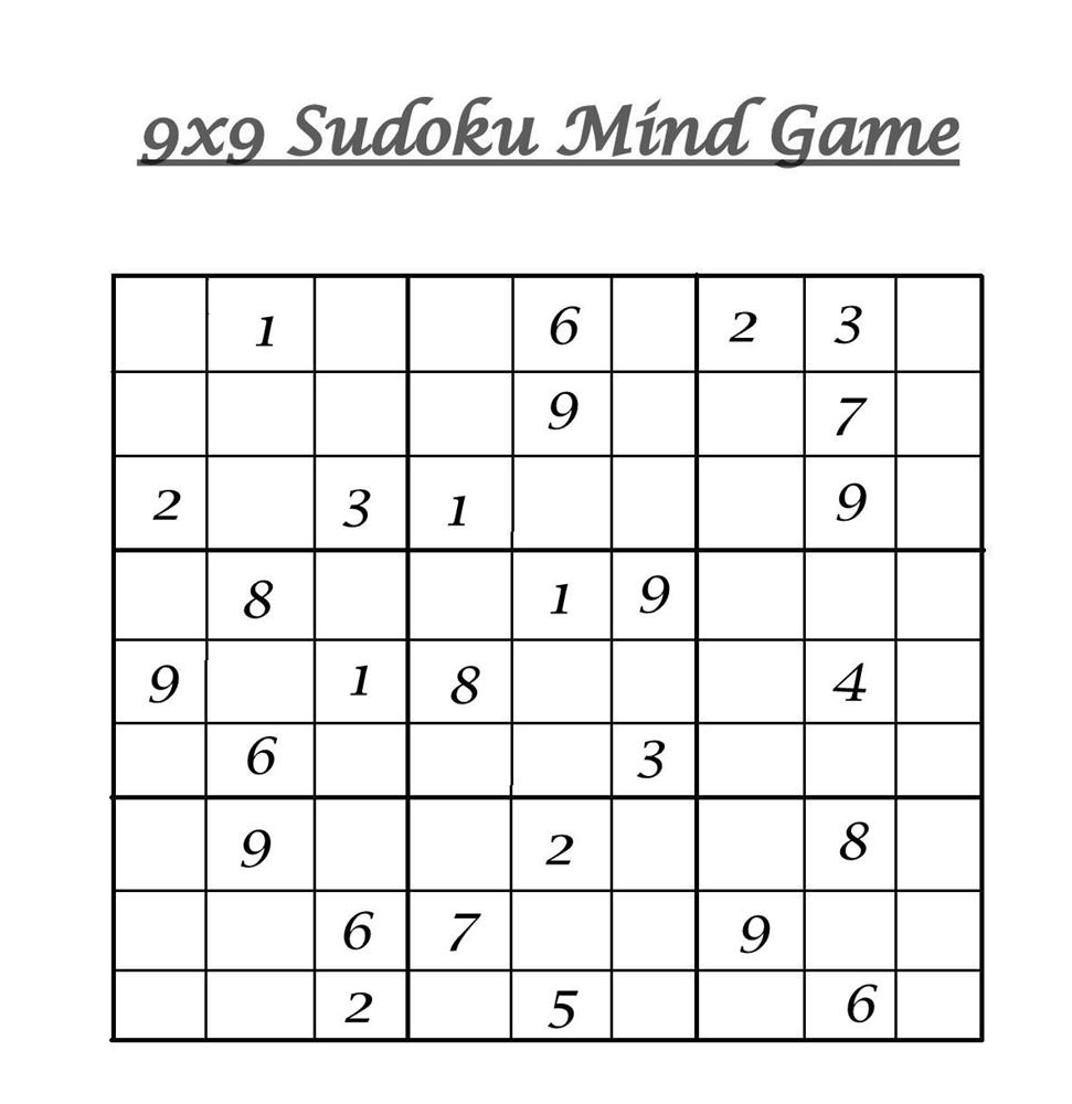 photograph about Sudoku Printable Hard named Demanding place Sudoku Intellect activity printable sheets for youngsters