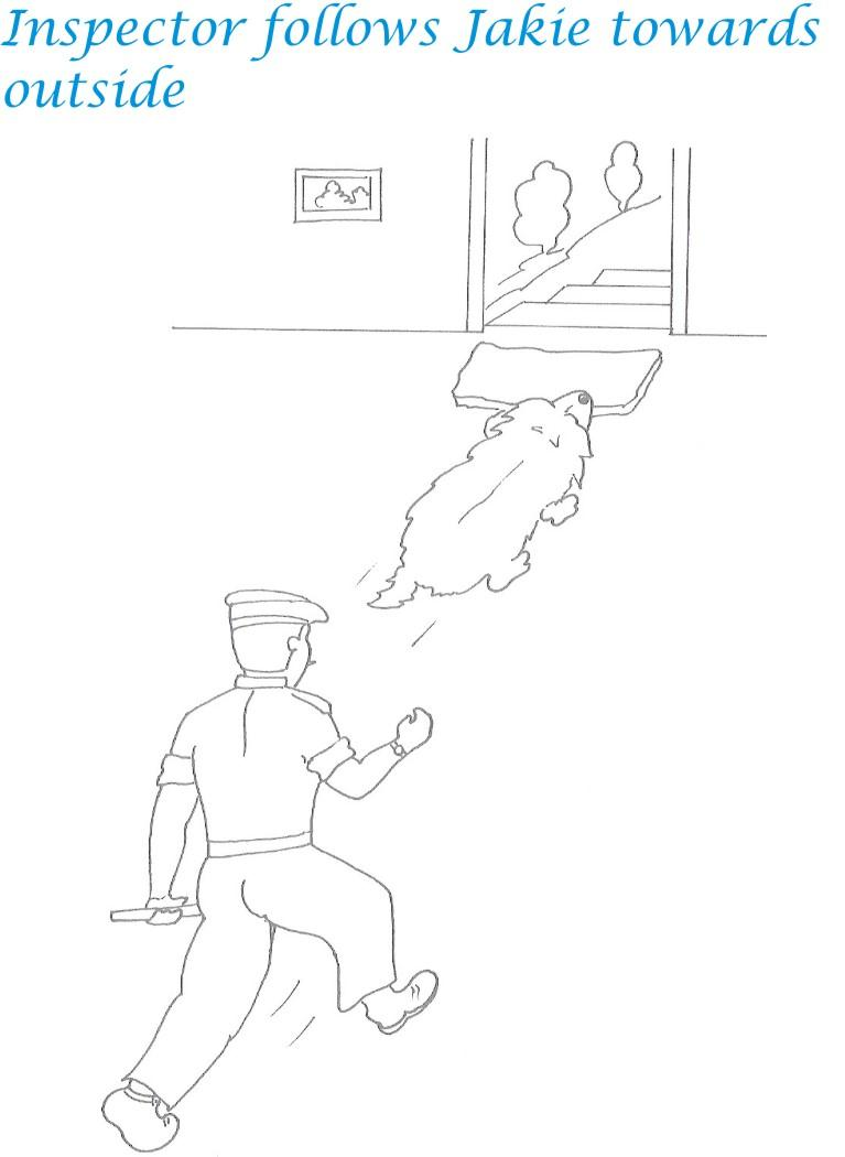 Kidnap story printable coloring page for kids 32