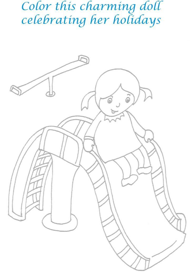 children u0026 39 s day printable coloring page for kids 26