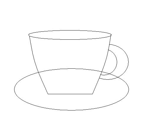 Step 8 To Make A Tea Cup
