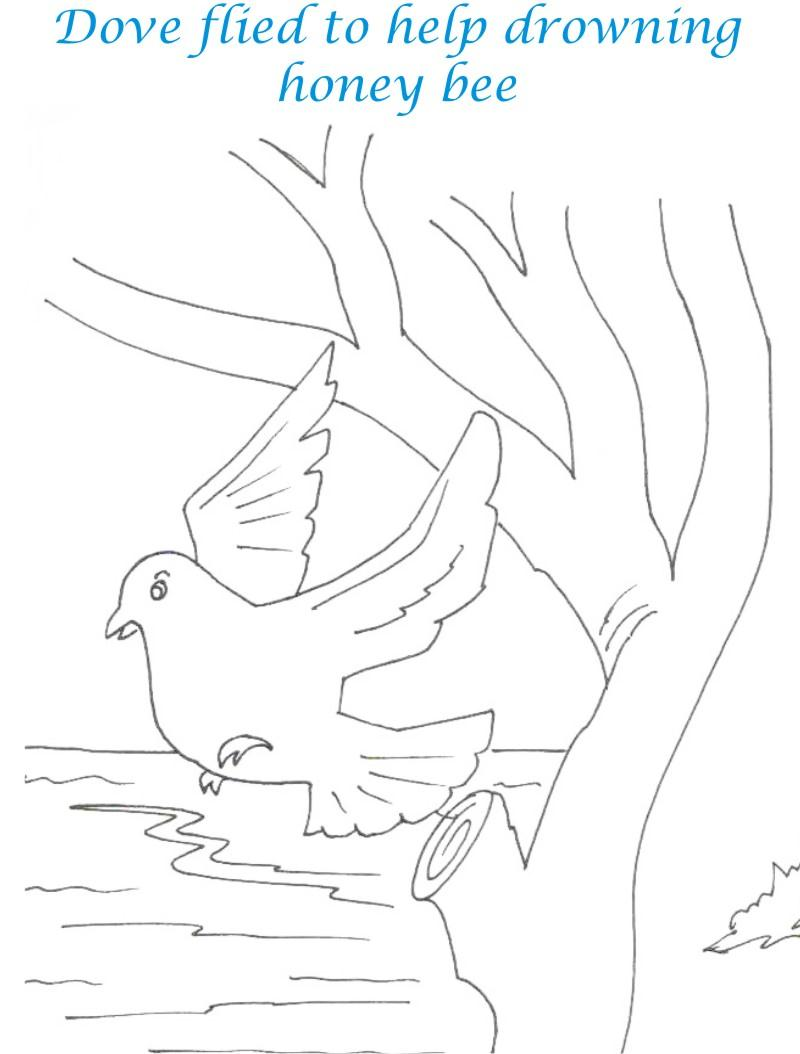 printable short story coloring pages - photo#15